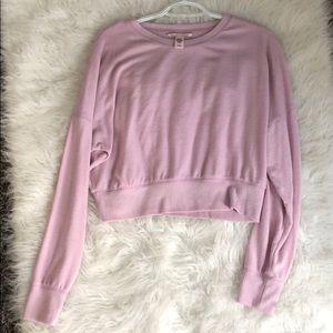 NWOT Victoria's Secret crop sweater
